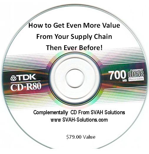 Special CFO CD