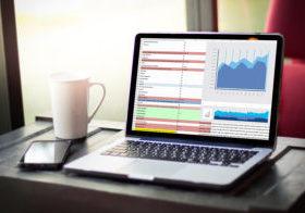 Work Hard Data Analytics Statistics Information Business Technol